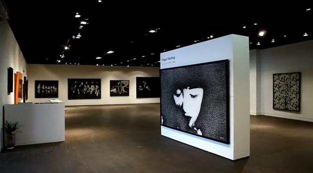 다시보는 GUGU KIM_김구구의 -손가락그림展