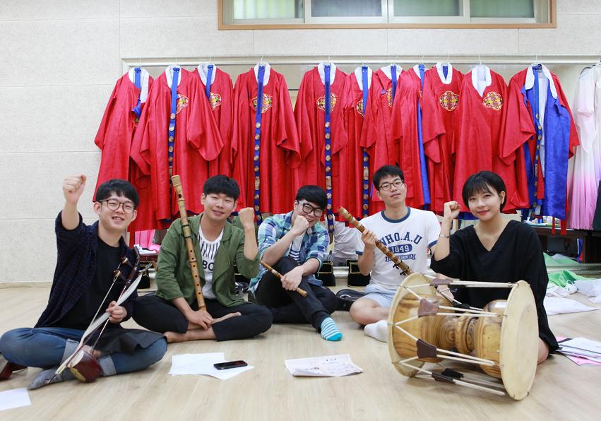 수원민속예술단 제6회 정기공연 - 봉수당, 만년의 수를 누리다